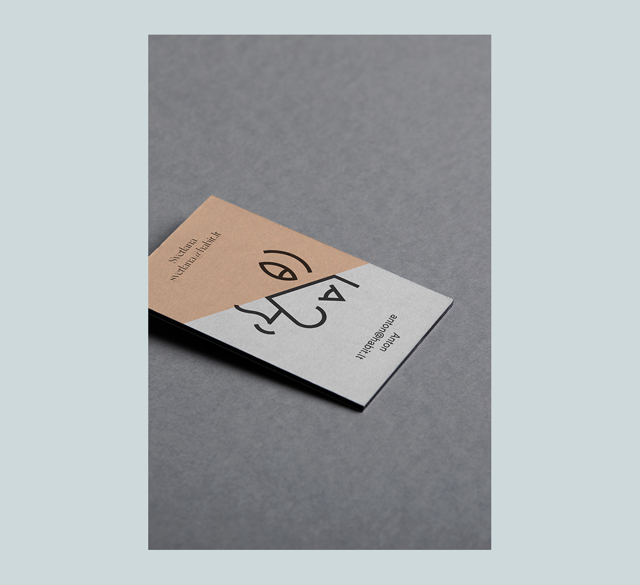Habit Business Card 2 C