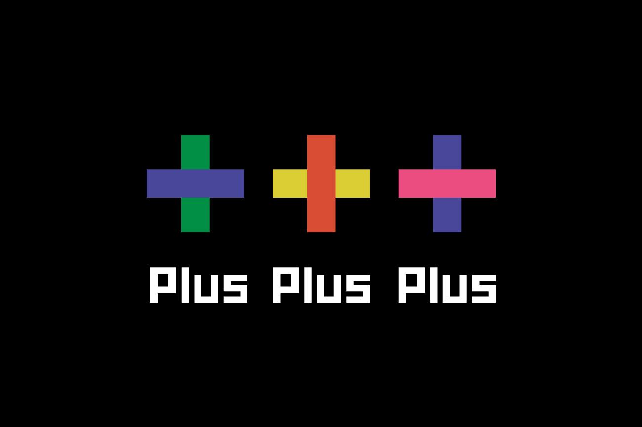 Plusplusplus Boy Creative Studio Logo 2