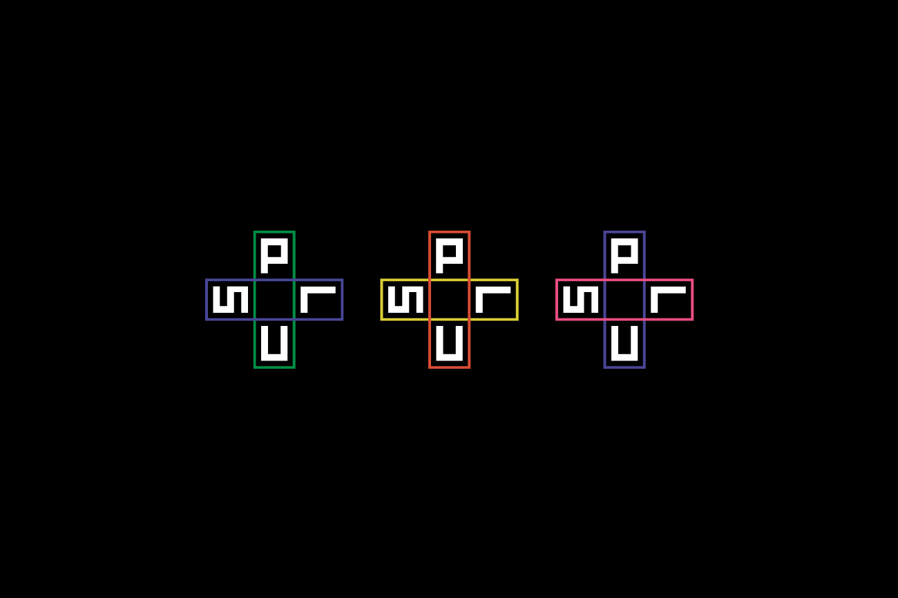 Plusplusplus Boy Creative Studio Logo 3
