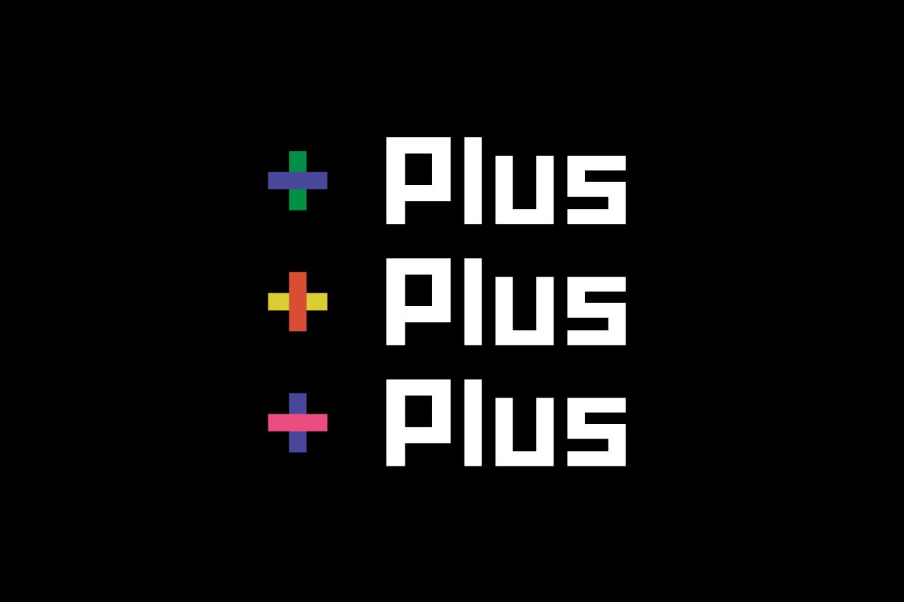Plusplusplus Boy Creative Studio Logo 5