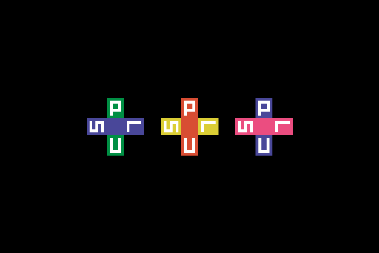 Plusplusplus Boy Creative Studio Logo 6