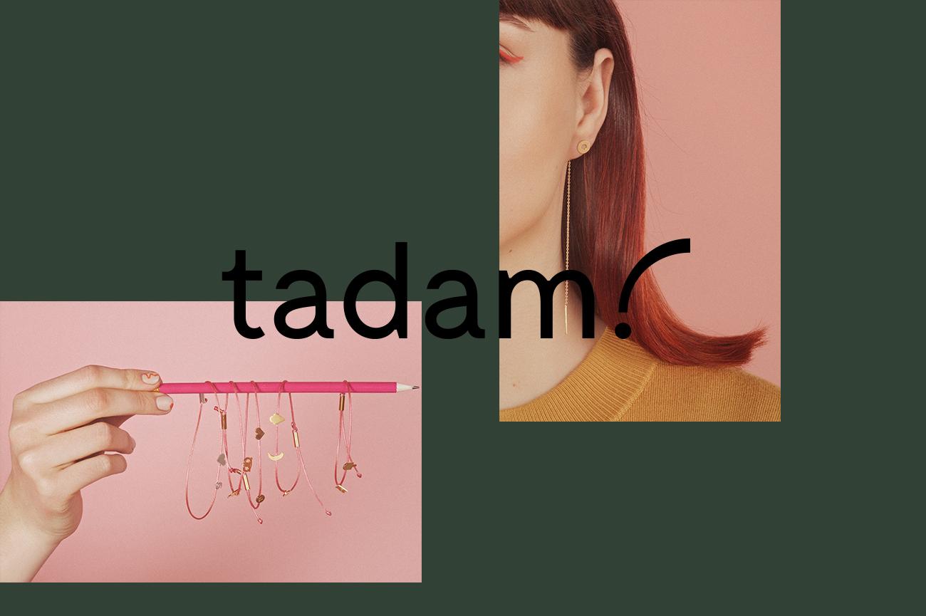 Tadam Logo Boy Creative Studio 04 B